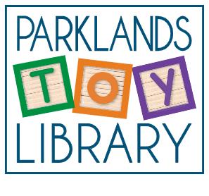 Parklands Toy Library Logo