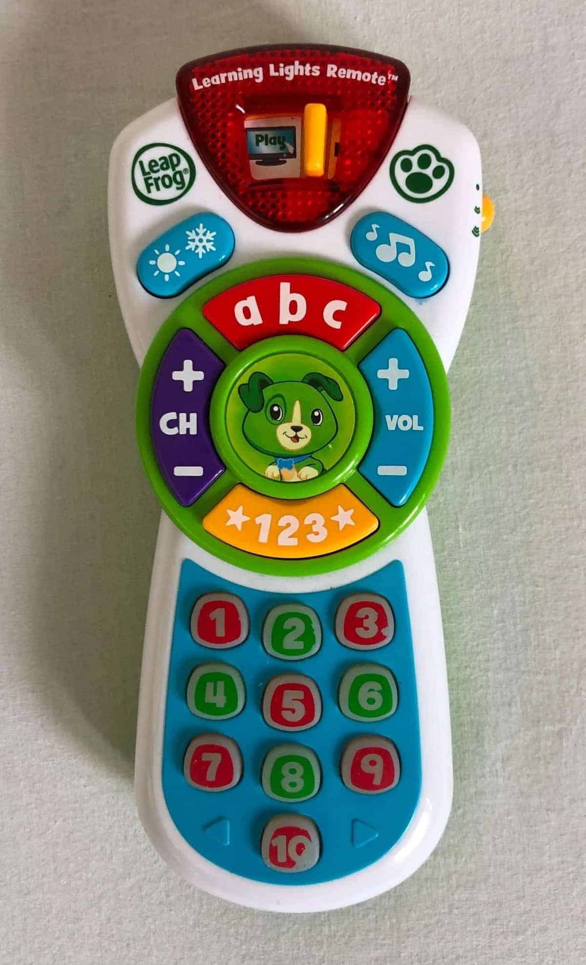 Scout`s Learning Lights Remote