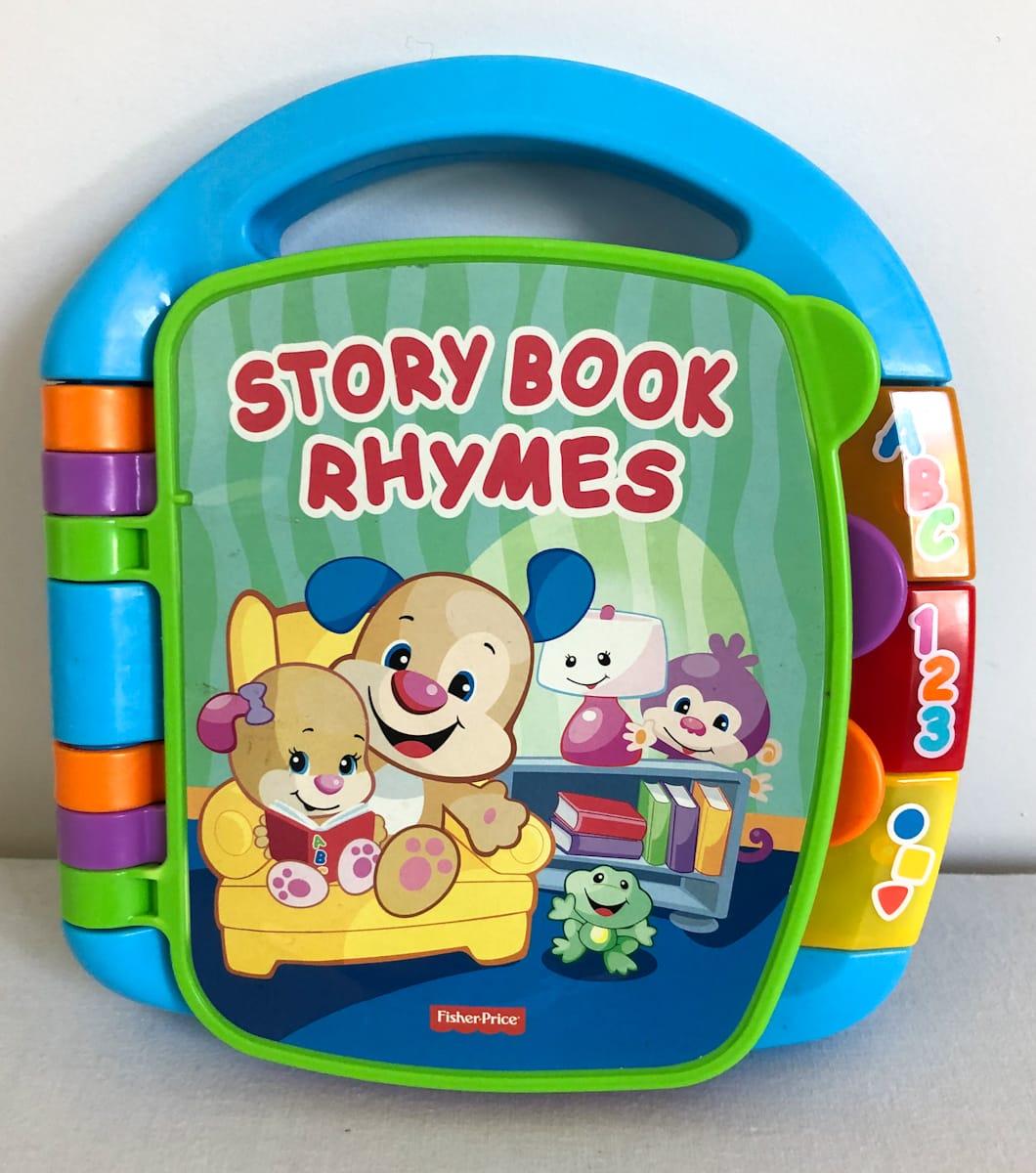 Laugh & Learn Storybook Rhymes